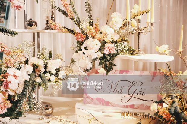 Cận cảnh không gian tiệc cưới sang chảnh hơn 20 tỷ đồng của Tổng giám đốc Phan Thành - Ảnh 10.
