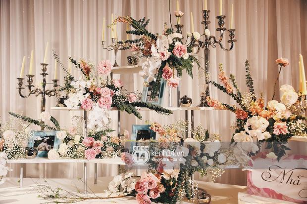 Cận cảnh không gian tiệc cưới sang chảnh hơn 20 tỷ đồng của Tổng giám đốc Phan Thành - Ảnh 11.