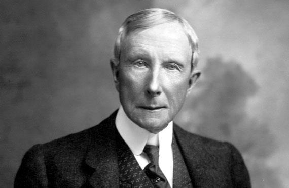 Triết lý 'ngược đời' giúp John D. Rockefeller trở thành tỷ phú đầu tiên trên TG: Người làm việc cả ngày là người không kiếm được tiền  - Ảnh 1.