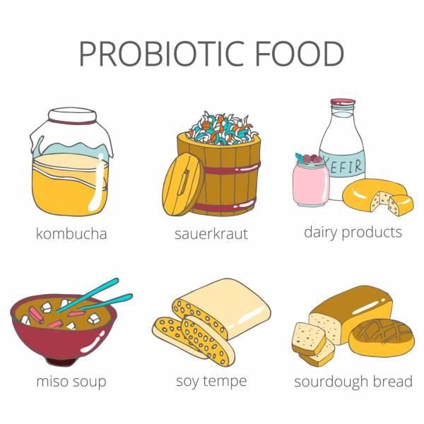 Sự khác biệt giữa prebiotics và probiotics - 2 chất dinh dưỡng vô cùng quan trọng đối với đường ruột, bổ sung đúng cách thì hệ tiêu hóa khỏe mạnh, sức đề kháng tăng cường - Ảnh 2.
