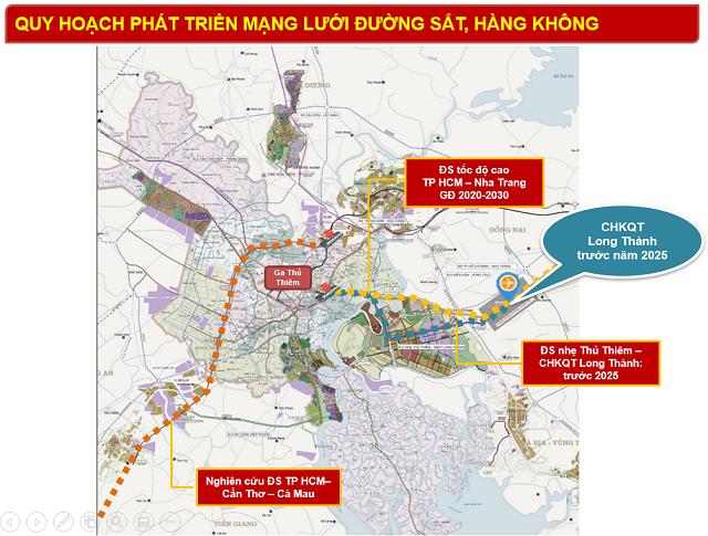 Hàng loạt tuyến cao tốc nối TP HCM và vùng ven sẽ được hoàn thành trước 2025 - Ảnh 3.