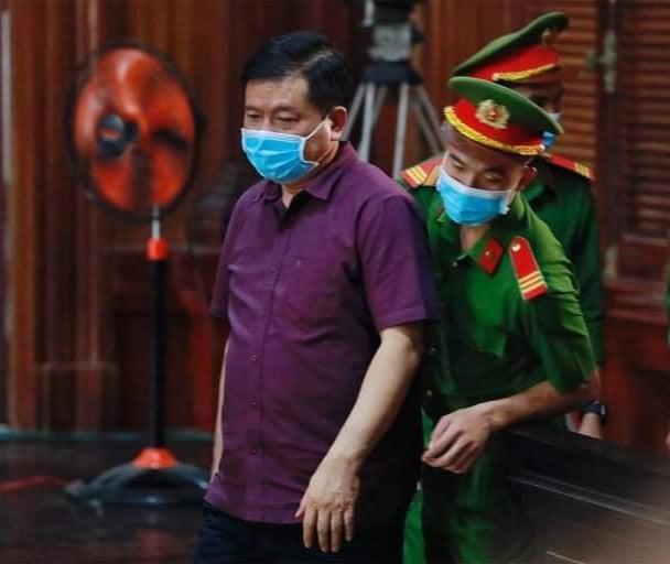 Vụ cao tốc TPHCM - Trung Lương: Ông Đinh Ngọc Hệ kháng án từ trại tạm giam - Ảnh 2.