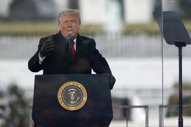 Niềm vinh hạnh của cả cuộc đời tôi: Toàn văn bài phát biểu đặc biệt xúc động của tổng thống Trump  - Ảnh 1.