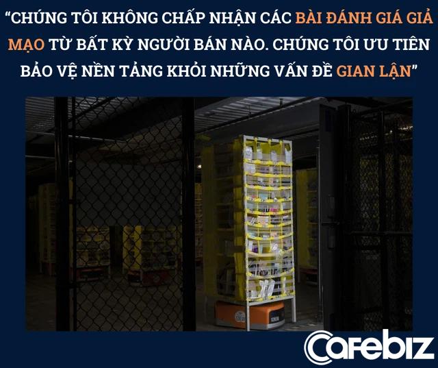Nhóm nhà buôn Trung Quốc bắt tay kiện Amazon sau khi hàng nghìn shop bị cho bay màu vì mua review giả mạo - Ảnh 1.