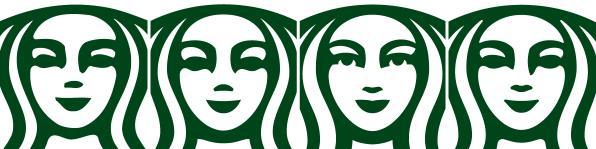 """Bí mật về logo """"tiên cá hai đuôi Siren"""" của Starbucks: Gương mặt bất đối xứng hay gương mặt hoàn hảo? - Ảnh 1."""
