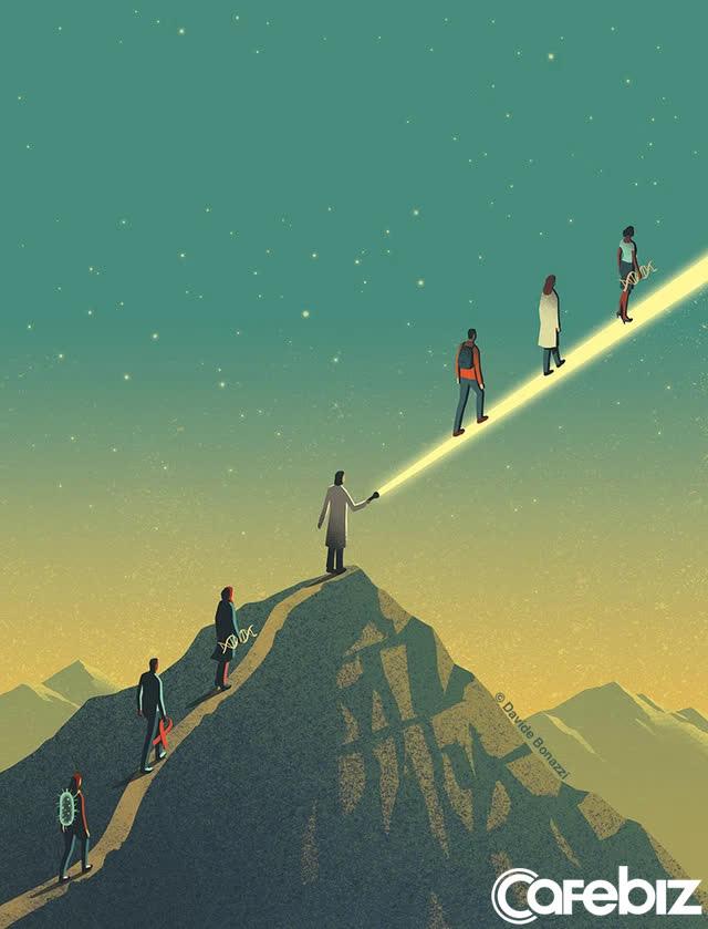 Ngắn gọn 3 điều tôi làm để tìm ra đường đi những khi lạc lối: Ai mất phương hướng cũng nên biết! - Ảnh 2.