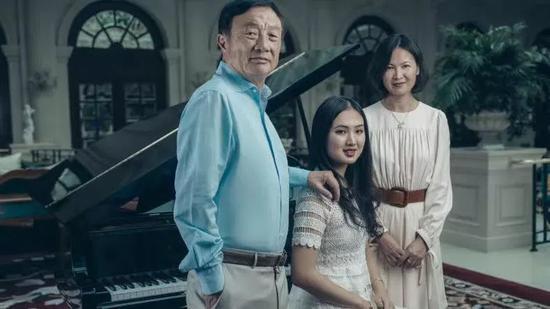 Hai đời vợ của ông trùm Huawei: Người là thiên kim chấp nhận đi cùng khi tay trắng, người là thư ký trẻ đẹp chiếm được trái tim ông chủ - Ảnh 4.
