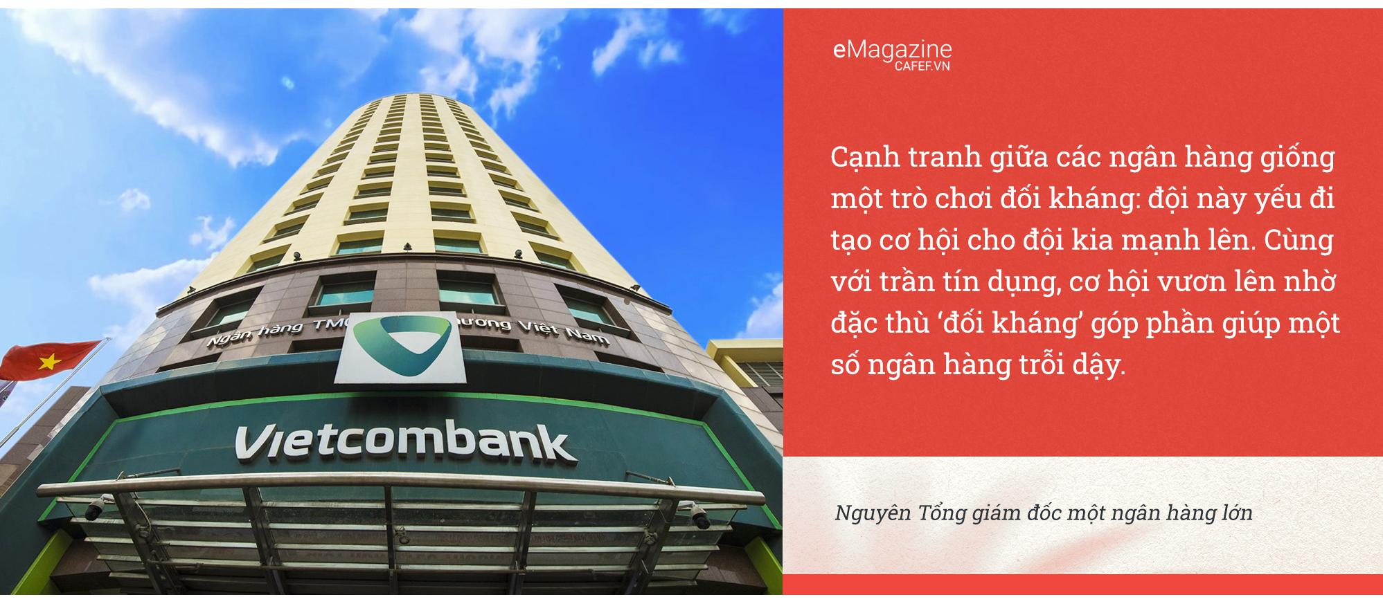 Giải mã 'thời hoàng kim' giữa dịch bệnh và điều tạo nên thay đổi của hệ thống ngân hàng sau 10 năm - Ảnh 6.