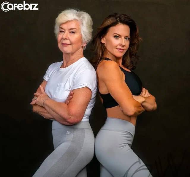 Cụ bà 74 tuổi, tập gym 4 năm, giảm 28 kg nhắn gửi người trẻ tuổi: Làm mới bản thân không bao giờ là quá muộn! - Ảnh 1.