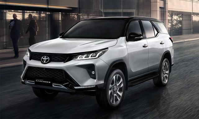 Toyota Fortuner mới sắp về Việt Nam: Là xe nhập khẩu, thêm trang bị tiện nghi và tính năng an toàn  - Ảnh 1.