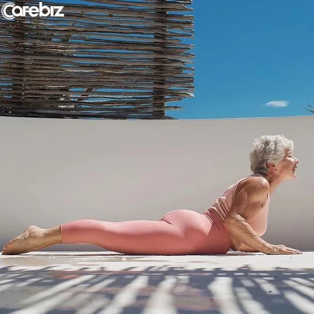 Cụ bà 74 tuổi, tập gym 4 năm, giảm 28 kg nhắn gửi người trẻ tuổi: Làm mới bản thân không bao giờ là quá muộn! - Ảnh 3.
