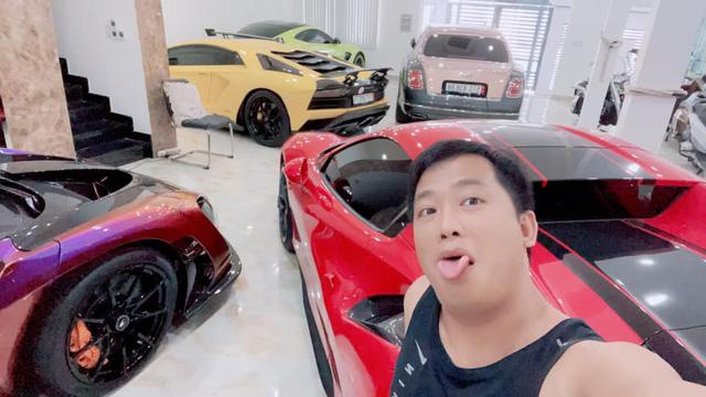 Đại gia Hoàng Kim Khánh mang dàn siêu xe, xe siêu sang đi bảo dưỡng, tiện thể tiết lộ luôn chuyến đi xa đầu tiên sau giãn cách - Ảnh 6.