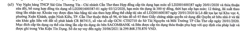 Trung An (TAR) muốn chuyển nhượng lô đất phi nông nghiệp gần 11.000m2 với giá tối thiểu 300 tỷ đồng - Ảnh 1.