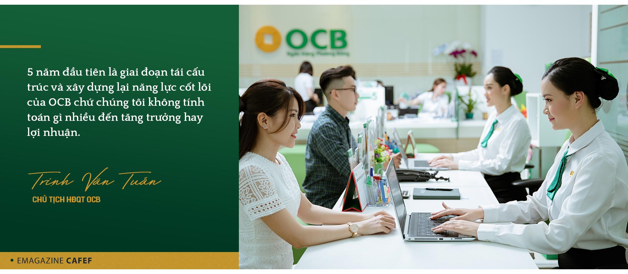 Đông Âu Tứ hùng trong giới ngân hàng: Doanh nhân Trịnh Văn Tuấn người tạo ra cuộc cách mạng về hiệu quả tại OCB - Ảnh 7.
