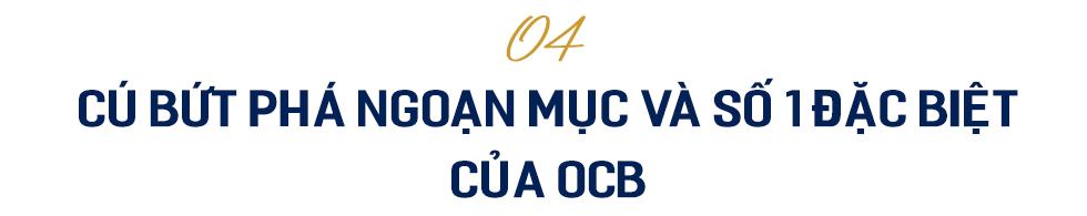 Đông Âu Tứ hùng trong giới ngân hàng: Doanh nhân Trịnh Văn Tuấn người tạo ra cuộc cách mạng về hiệu quả tại OCB - Ảnh 8.