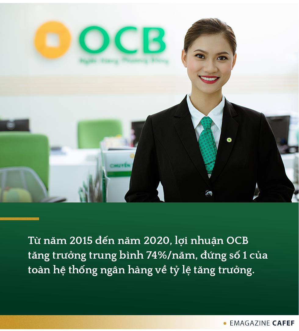 Đông Âu Tứ hùng trong giới ngân hàng: Doanh nhân Trịnh Văn Tuấn người tạo ra cuộc cách mạng về hiệu quả tại OCB - Ảnh 9.