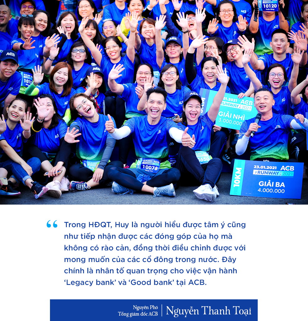 Chủ tịch ngân hàng đặc biệt nhất Việt Nam và hành trình 10 năm 'trở lại yên chiến mã' của ACB - Ảnh 4.
