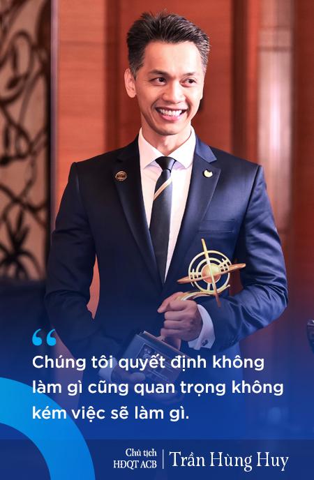 Chủ tịch ngân hàng đặc biệt nhất Việt Nam và hành trình 10 năm 'trở lại yên chiến mã' của ACB - Ảnh 6.
