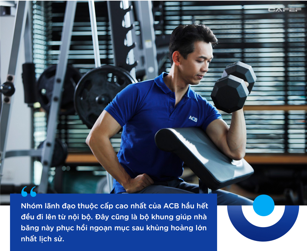 Chủ tịch ngân hàng đặc biệt nhất Việt Nam và hành trình 10 năm 'trở lại yên chiến mã' của ACB - Ảnh 12.