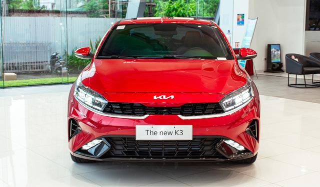 Khám phá Kia K3 Premium vừa về đại lý: ĐẸP XỊN che lấp phanh tay cơ - Ảnh 2.
