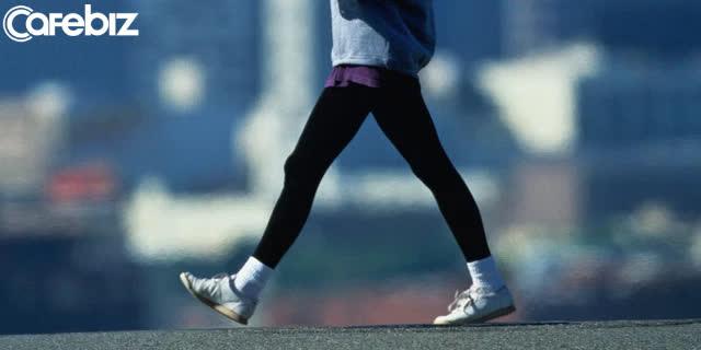 5 vấn đề người có tuổi thọ ngắn thường gặp khi đi bộ - Ảnh 1.