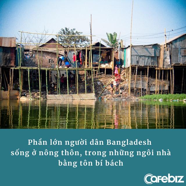 Nguyên lí phía sau trò đố vui hù thì mát, hà thì nóng giúp 25.000 người Bangladesh có điều hòa không cần điện - Ảnh 2.