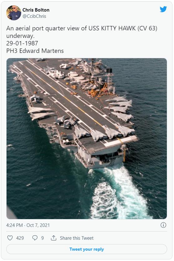 Có giá đến hàng tỷ USD, tại sao giờ các tàu sân bay Mỹ lại được bán với giá 1 xu? - Ảnh 2.