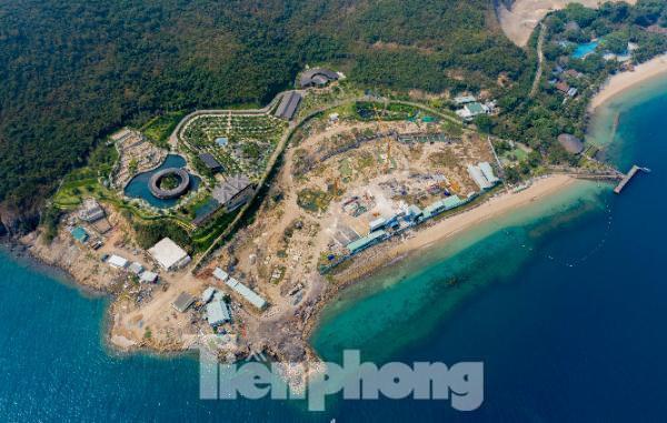 Khu du lịch đảo Hòn Tằm biến đất dịch vụ thành đất ở không hình thành đơn vị ở - Ảnh 1.