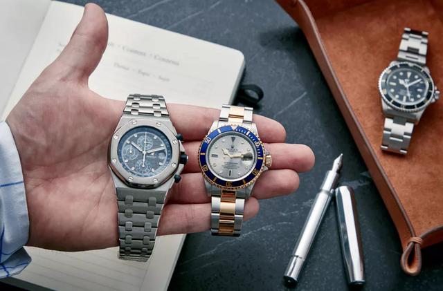 3 thương hiệu đồng hồ xa xỉ, không những không bị mất giá theo thời gian mà còn tăng gấp hơn 10 lần  - Ảnh 1.