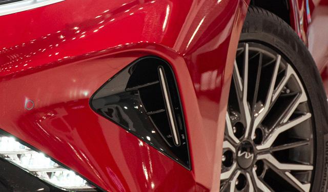 Khám phá Kia K3 Premium vừa về đại lý: ĐẸP XỊN che lấp phanh tay cơ - Ảnh 11.