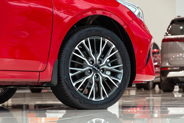 Khám phá Kia K3 Premium vừa về đại lý: ĐẸP XỊN che lấp phanh tay cơ - Ảnh 12.