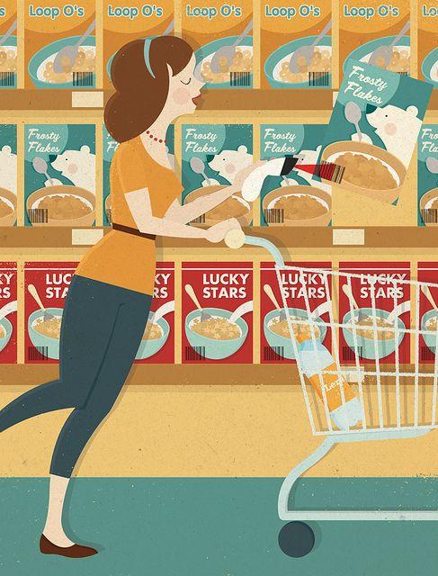 """Lật tẩy loạt """"bẫy"""" tâm lý rút cạn ví tiền của siêu thị: Bảo sao dân tình không chống cự nổi, """"mua có bó rau"""" mà đi tong cả triệu bạc! - Ảnh 4."""