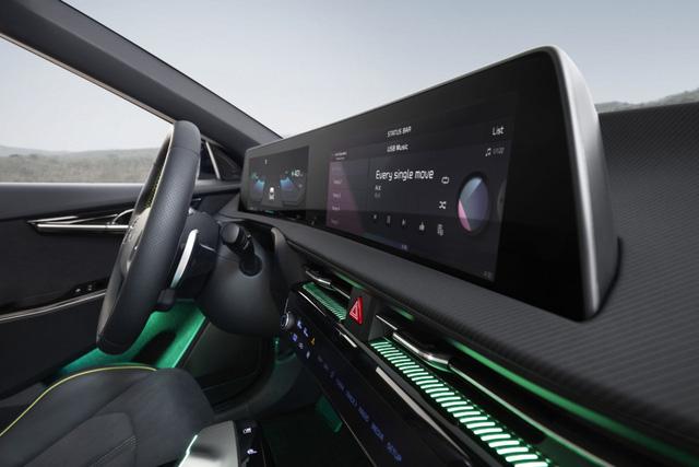 10 điểm thú vị ít ai biết trên Kia EV6 sắp bán tại Việt Nam, thách thức xe điện VinFast  - Ảnh 4.