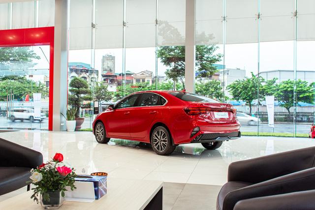 Khám phá Kia K3 Premium vừa về đại lý: ĐẸP XỊN che lấp phanh tay cơ - Ảnh 31.
