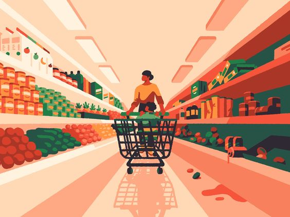 """Lật tẩy loạt """"bẫy"""" tâm lý rút cạn ví tiền của siêu thị: Bảo sao dân tình không chống cự nổi, """"mua có bó rau"""" mà đi tong cả triệu bạc! - Ảnh 5."""