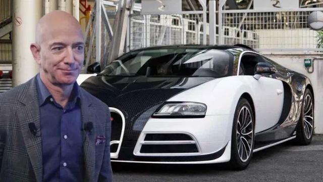 BST xe của những tỷ phú keo kiệt nhất thế giới: Nhiều hàng khủng, hàng hiếm, tổng trị giá hàng triệu đô - Ảnh 5.
