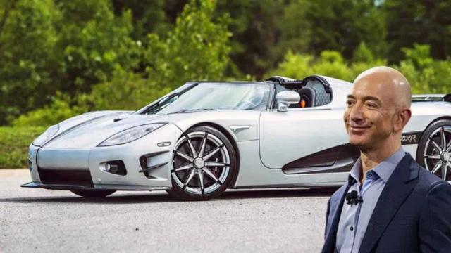 BST xe của những tỷ phú keo kiệt nhất thế giới: Nhiều hàng khủng, hàng hiếm, tổng trị giá hàng triệu đô - Ảnh 6.