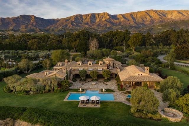 Bên trong dinh thự chỉ thua nhà của tỷ phú Jeff Bezos ở bang có giá đất cao nhất nước Mỹ - Ảnh 7.