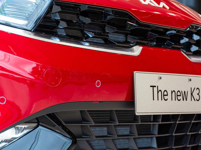 Khám phá Kia K3 Premium vừa về đại lý: ĐẸP XỊN che lấp phanh tay cơ - Ảnh 8.
