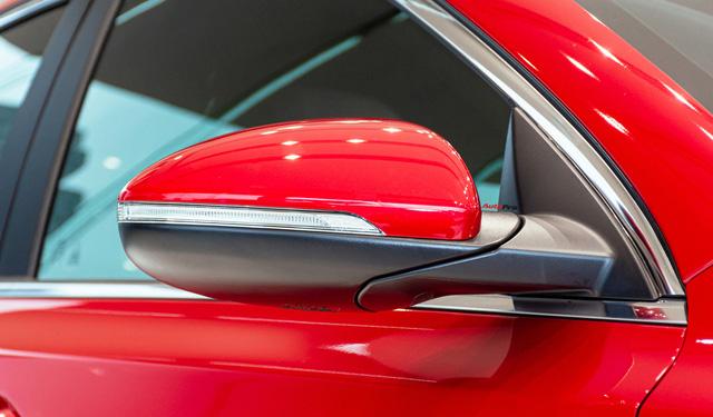 Khám phá Kia K3 Premium vừa về đại lý: ĐẸP XỊN che lấp phanh tay cơ - Ảnh 9.