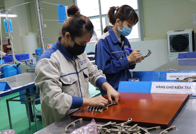 Doanh nghiệp FDI tin tưởng, cam kết đầu tư lâu dài tại Việt Nam - Ảnh 1.