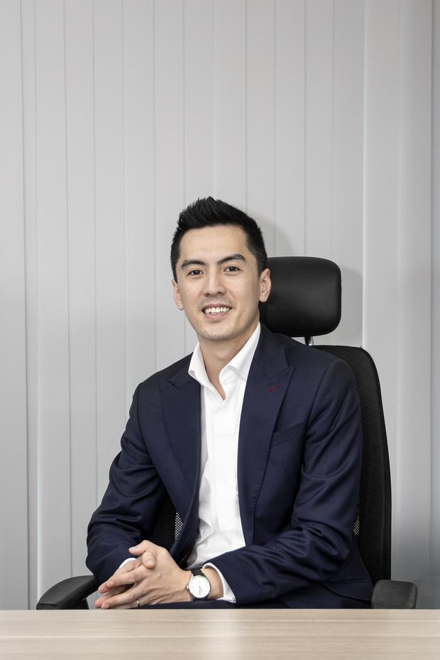 Loạt doanh nhân trẻ nổi bật: Toàn những gương mặt tài sắc vẹn toàn, có người mới 20 tuổi đã là Phó chủ tịch tập đoàn lớn - Ảnh 1.
