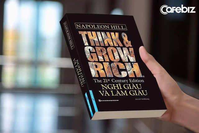 Được coi là bửu bối đổi đời, làm giàu, cuốn sách này luôn được vua cà phê Đặng Lê Nguyên Vũ khuyến khích người trẻ đọc một lần và đọc thêm nhiều lần nữa! - Ảnh 2.