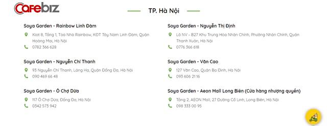 Sau Sài Gòn, Soya Garden có đang rút ô-xy tại Hà Nội: Hết giãn cách vẫn đóng băng hoạt động, đóng bớt cửa hàng? - Ảnh 3.