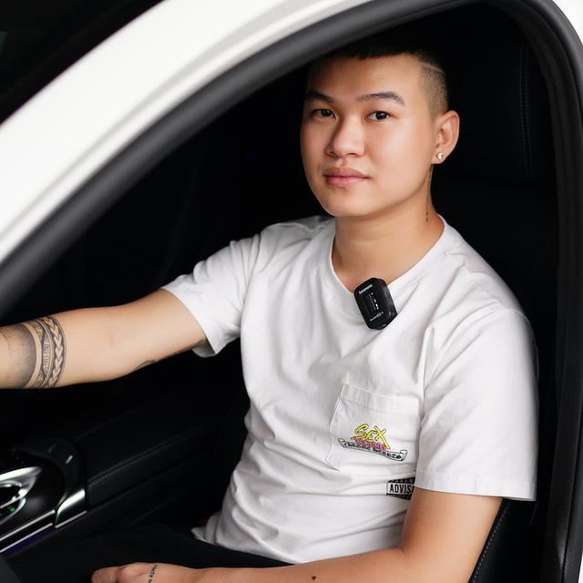 Soi dàn xế hộp tiền tỷ của dàn streamer Việt, nể nhất Độ Mixi chỉ coi Mercedes GLC như mô hình - Ảnh 6.
