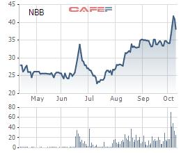 Năm Bảy Bảy (NBB): Thị giá tăng 64% từ đầu năm, sắp chia gần 22 triệu cổ phiếu quỹ cho cổ đông - Ảnh 1.
