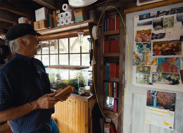 Ông lão mua một căn nhà rộng 70m2 trên mặt nước, sống nhàn nhã một mình hơn 30 năm: Không bị vật chất bó buộc , thế giới tinh thần trở nên phong phú hơn! - Ảnh 13.