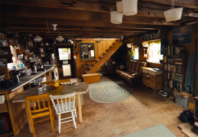 Ông lão mua một căn nhà rộng 70m2 trên mặt nước, sống nhàn nhã một mình hơn 30 năm: Không bị vật chất bó buộc , thế giới tinh thần trở nên phong phú hơn! - Ảnh 14.