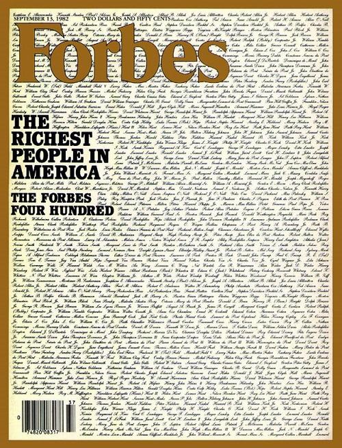 Bên trong câu lạc bộ tinh hoa nhất nước Mỹ: Tổng tài sản gấp 50 lần sau 40 năm - Ảnh 1.