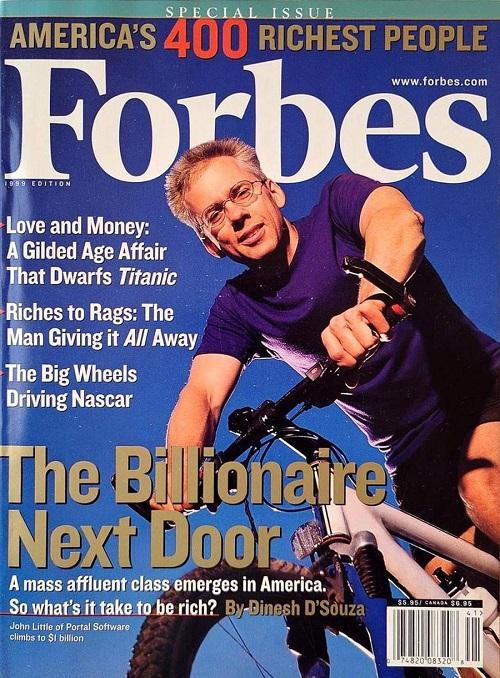 Bên trong câu lạc bộ tinh hoa nhất nước Mỹ: Tổng tài sản gấp 50 lần sau 40 năm - Ảnh 3.